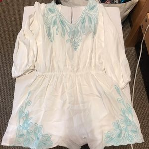 Dressy urban outfitters Romper